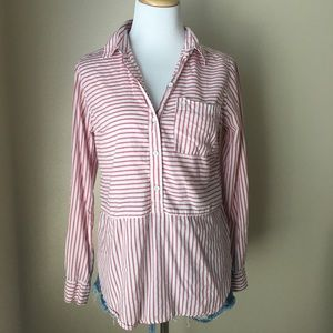 Abercrombie & Fitch stripe shirt